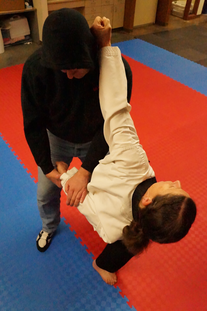 self defense, joint lock, counter, strike, reversal, learn