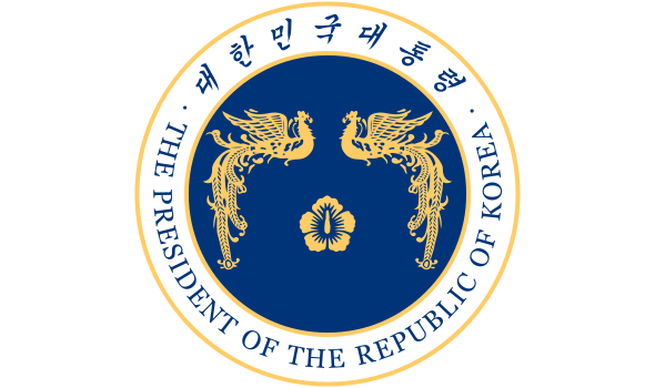 South Korea presidential seal
