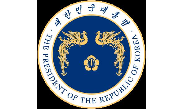 South Korea presidential seal